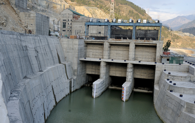 the rampur hydroelectric power project construction essay The government has signed mou with chinese companies for construction of these seven gigantic hydropower projects of 1978 mw proposed under cpec in chitral, officials in kp energy department told app.